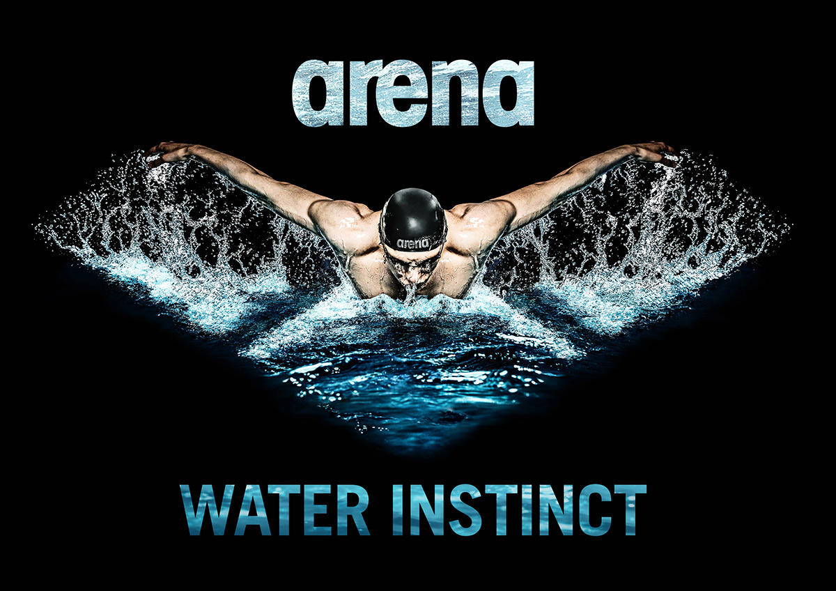 Arena water is our dna-2
